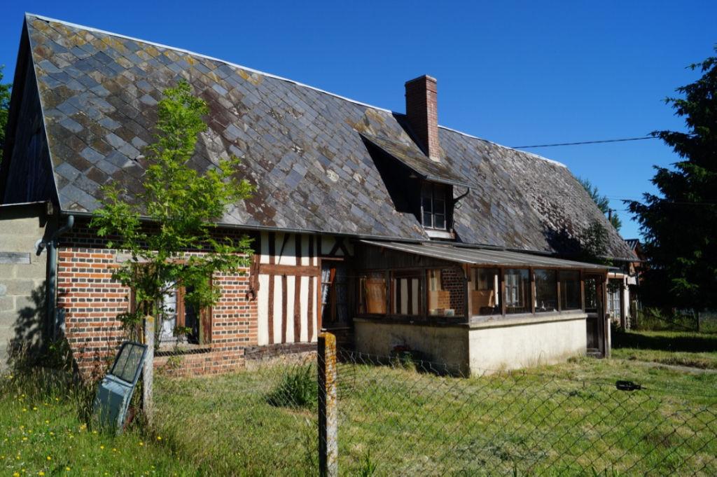 Maison à rénover LE FIDELAIRE (27190)