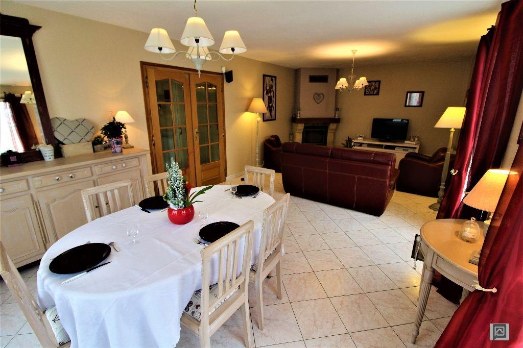 Pavillon - 3 chambres - garage - 60230 CHAMBLY