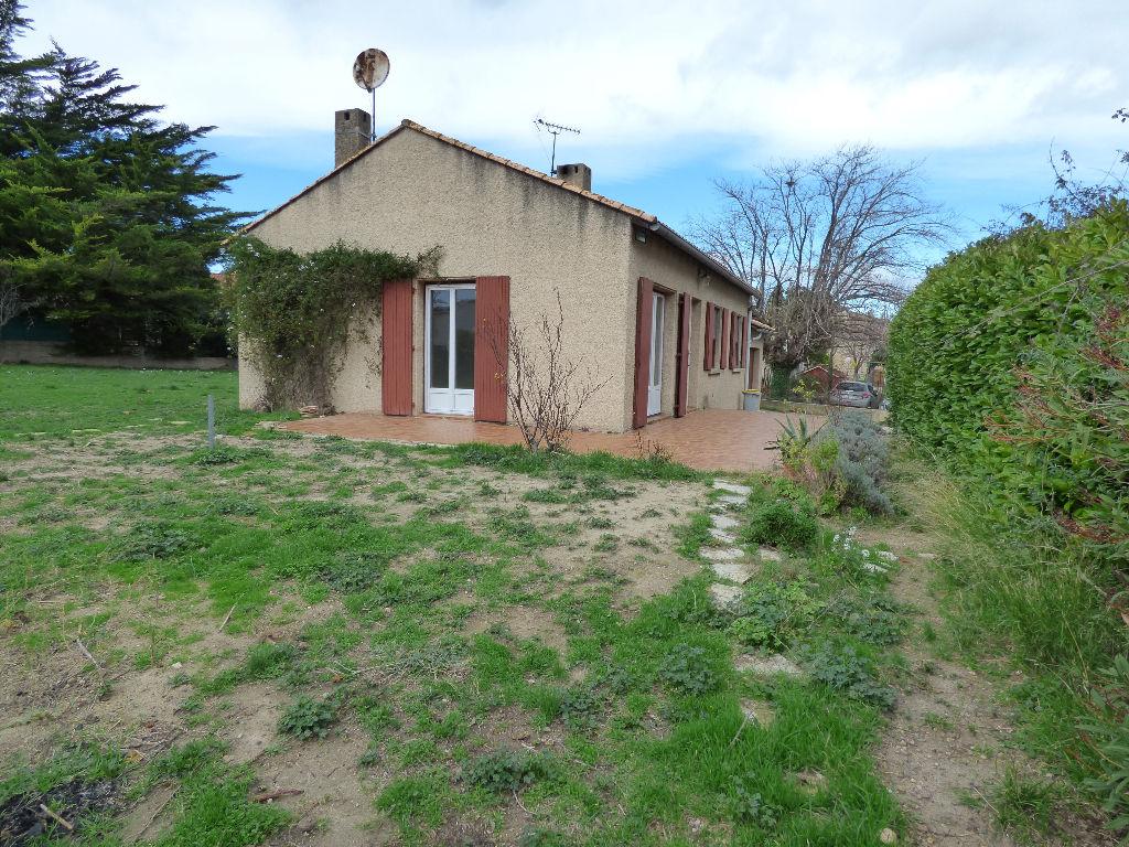 Maison Tourbes 4 pièce(s) 80 m2 sur terrain de 635 m²