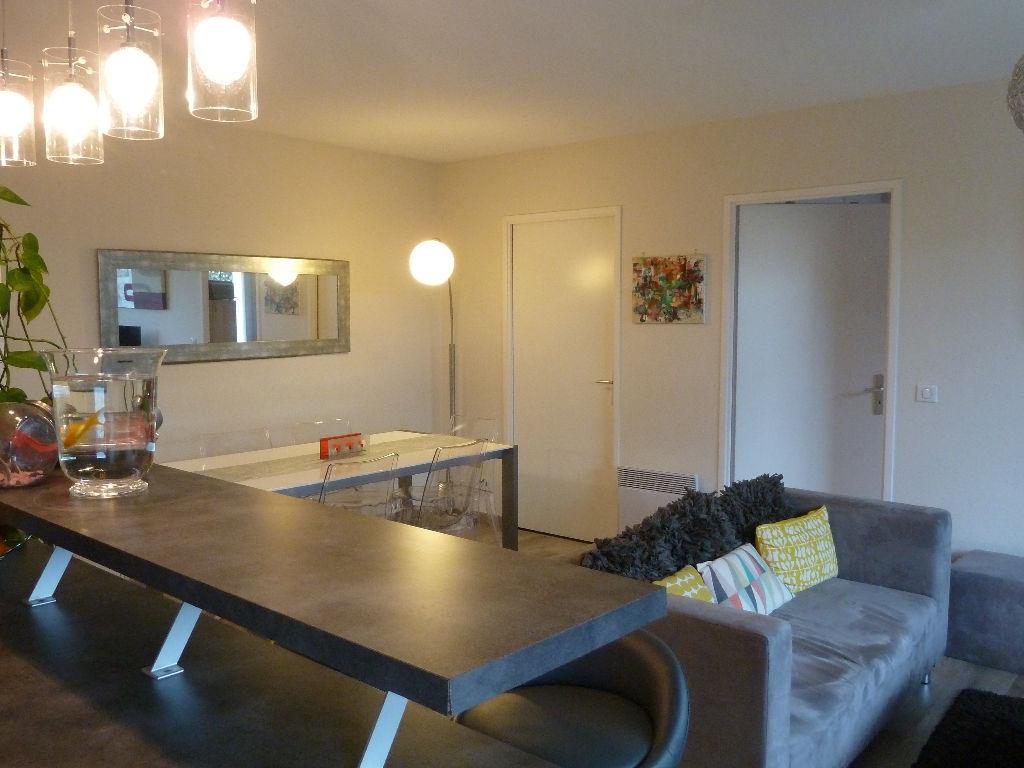 Appartement en rez de jardin Pessac centre