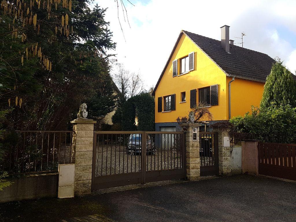 Exclusivité à Stattmatten, maison 5 pièces 110 m2
