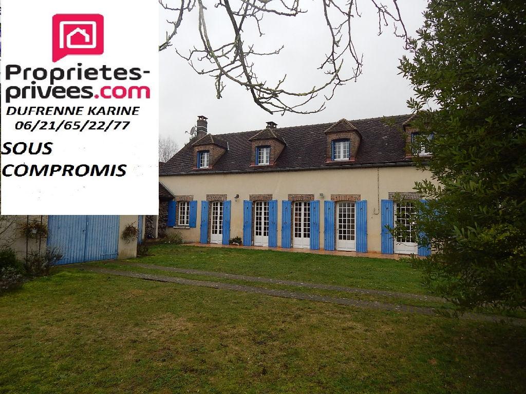 Maison Planty 6 pièce(s) 152 m2