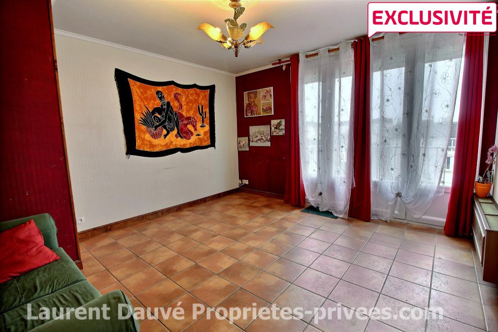 Appartement Fleury Les Aubrais 3 pièces avec balcon