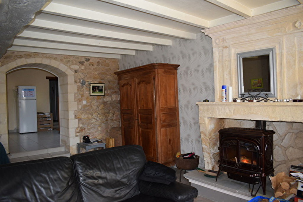 Maison Saujon 4 pièce(s) 106 m2