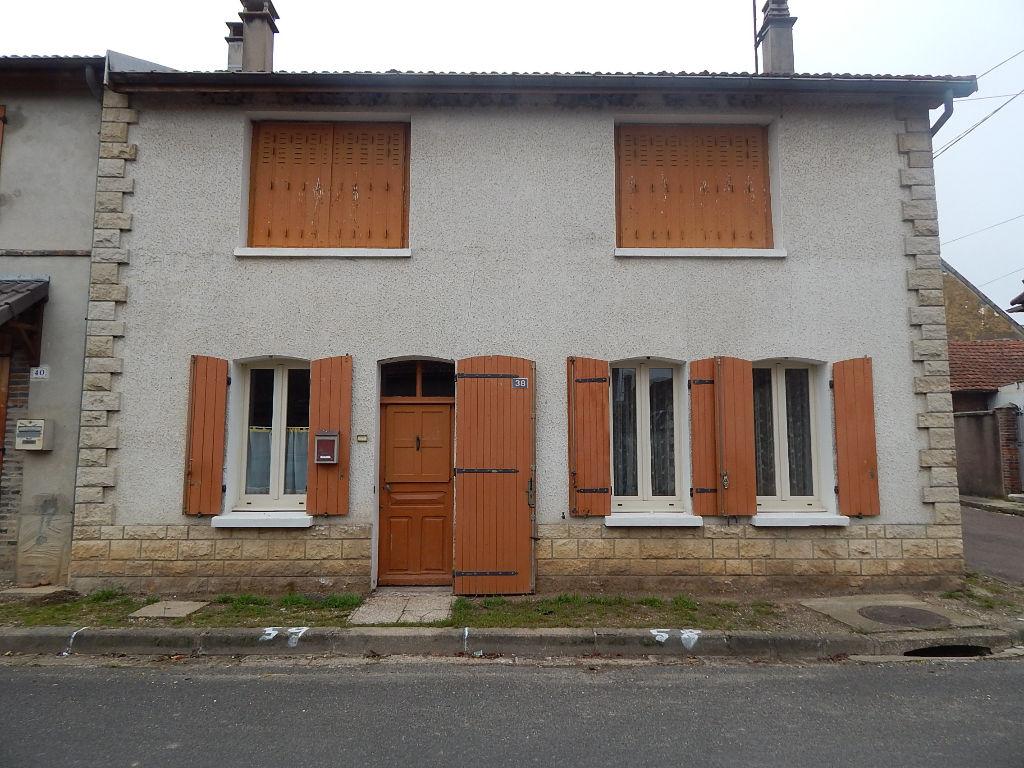 Maison Courgenay 4 pièce(s) 70 m2