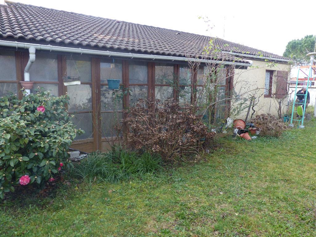 Maison Castelginest 4 pièces 87 m2 à rénover