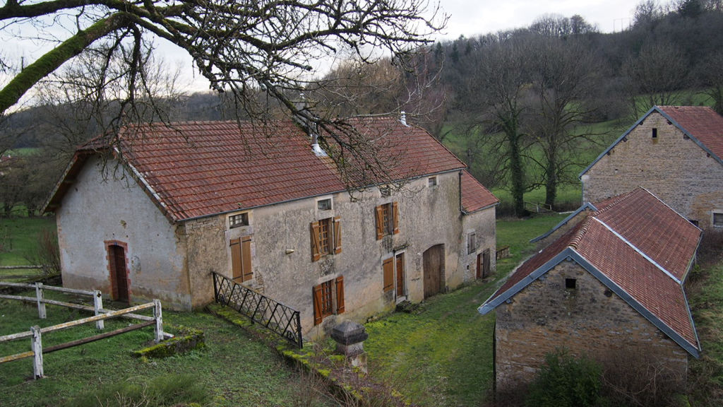 Vente maison 160 m is sur tille 21120 for Maison is sur tille