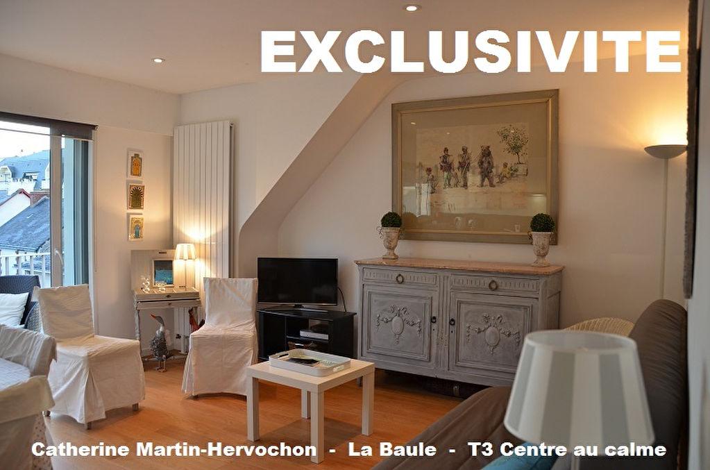 Appartement La Baule 3 pièce(s) 57.43 m2