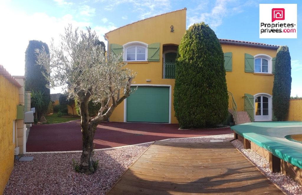 Maison Puimisson,130 m2 garage/Studio/Piscine