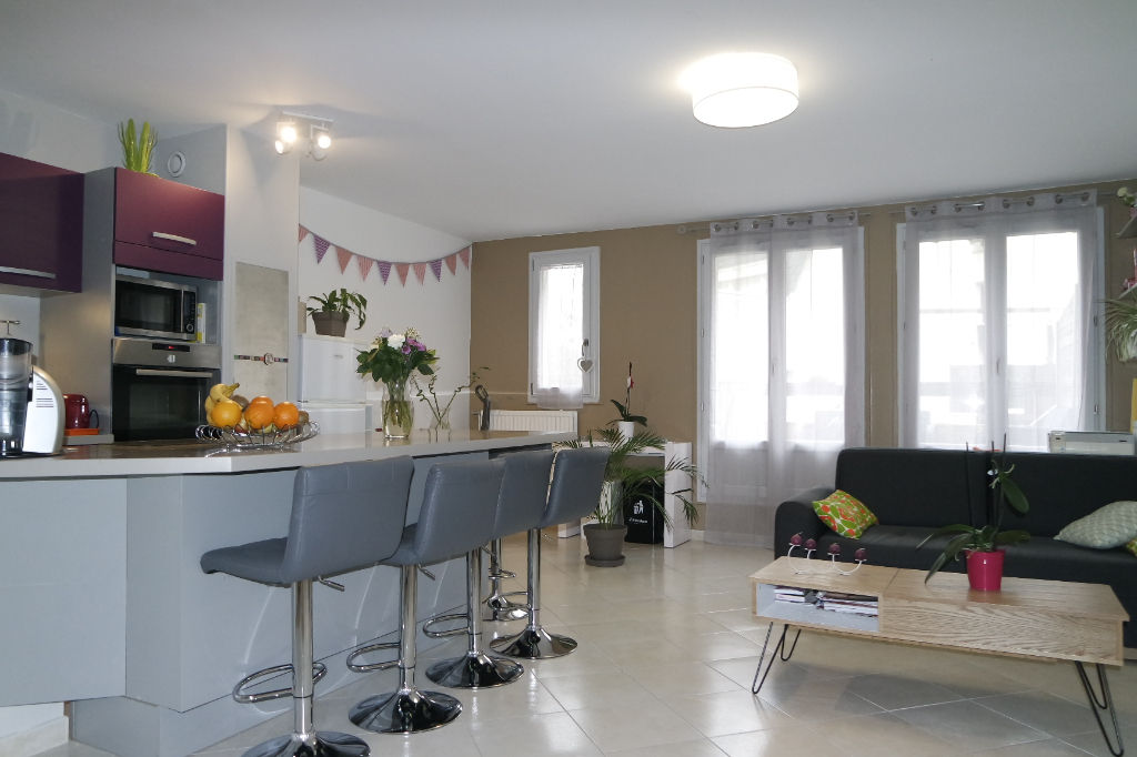 APPARTEMENT 59M² 2 CHAMBRES TERRRASSE