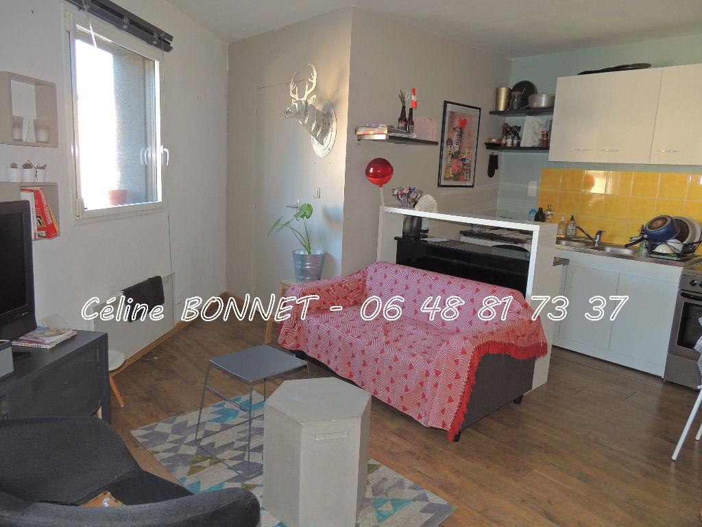 Appartement duplex, 49,10m²