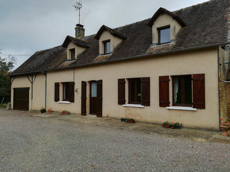 St Mars de Locquenay 72440 Maison 5 pièces