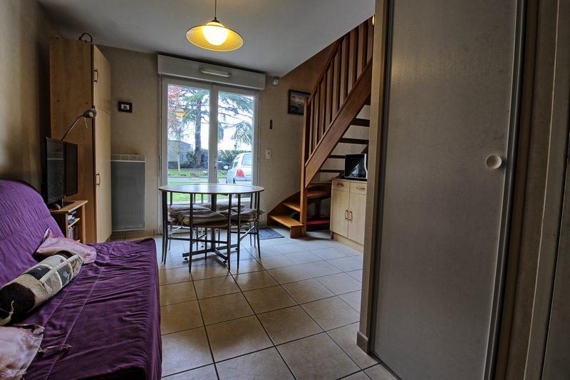 Nantes Cardo, appartement duplex 2 pièces