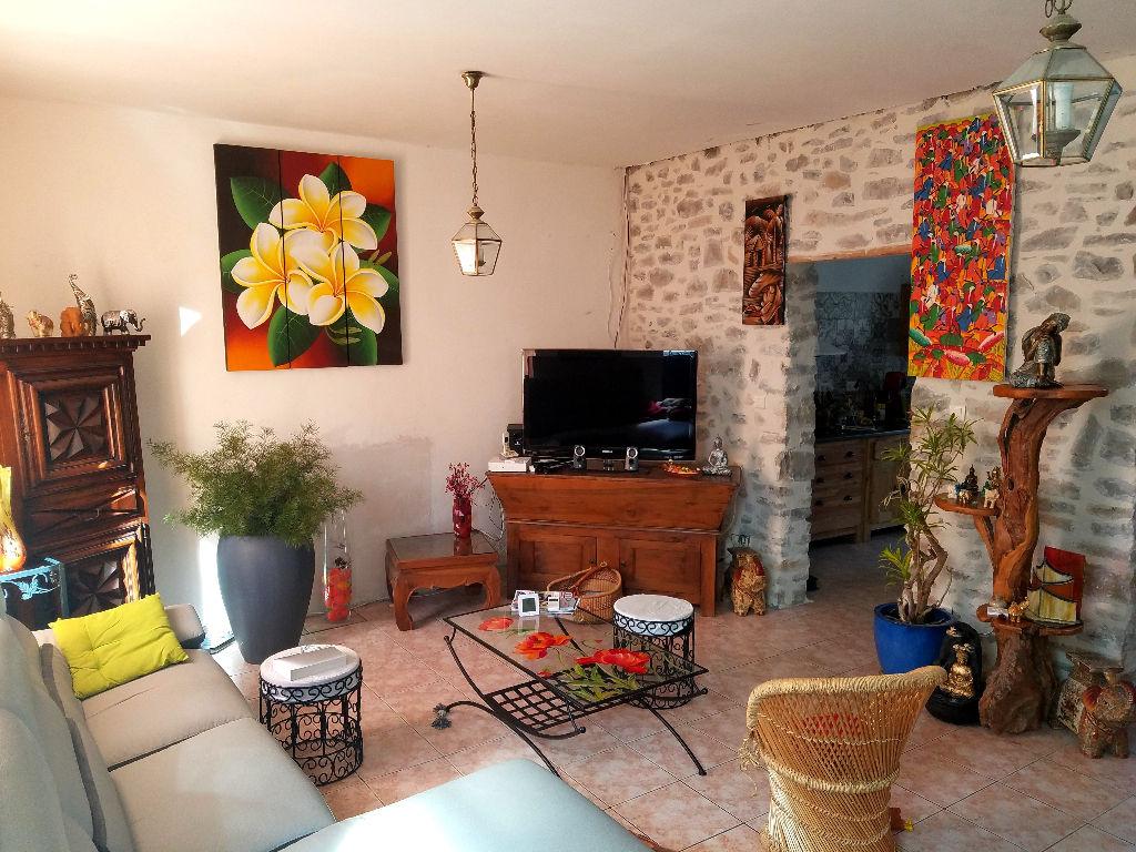 Maison de village 90m² Claret (34270)