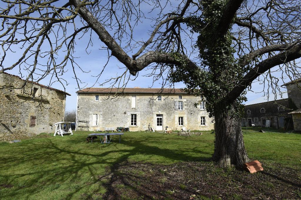 Maison Prailles 14 pièce(s) 253 m2
