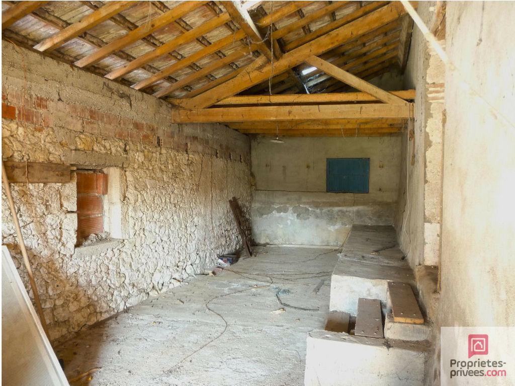 Maison proche d'Agen à restaurer