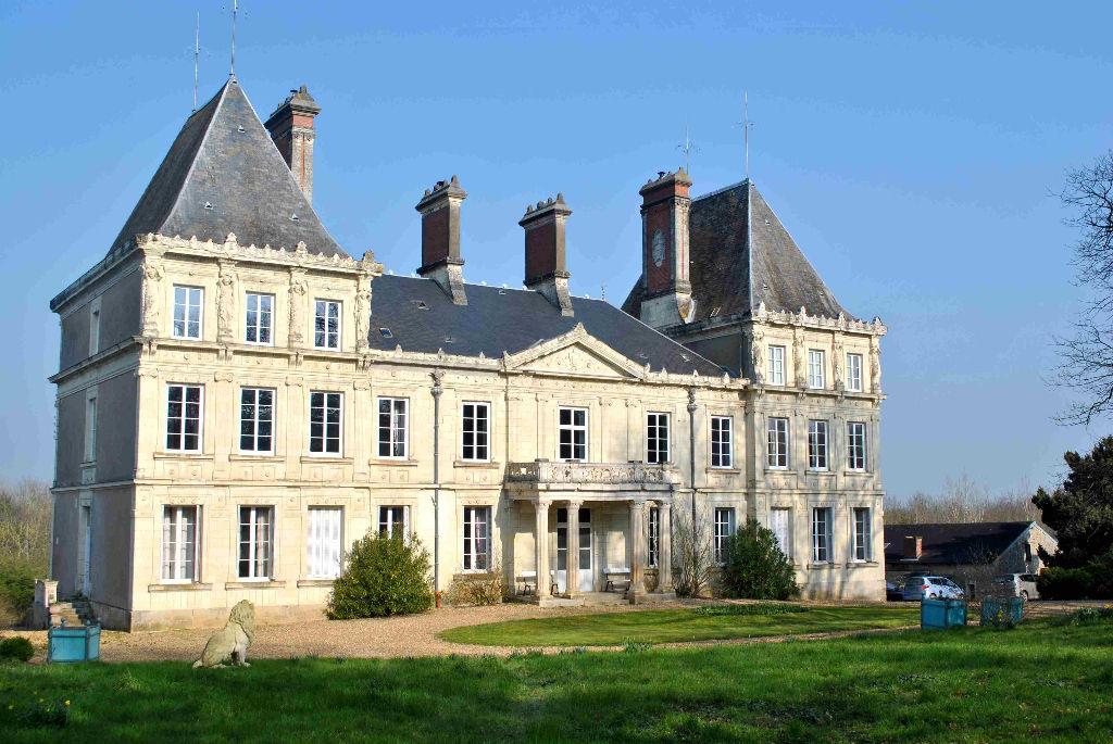 A vendre, Château Nantes 20 pièce(s) 600m²