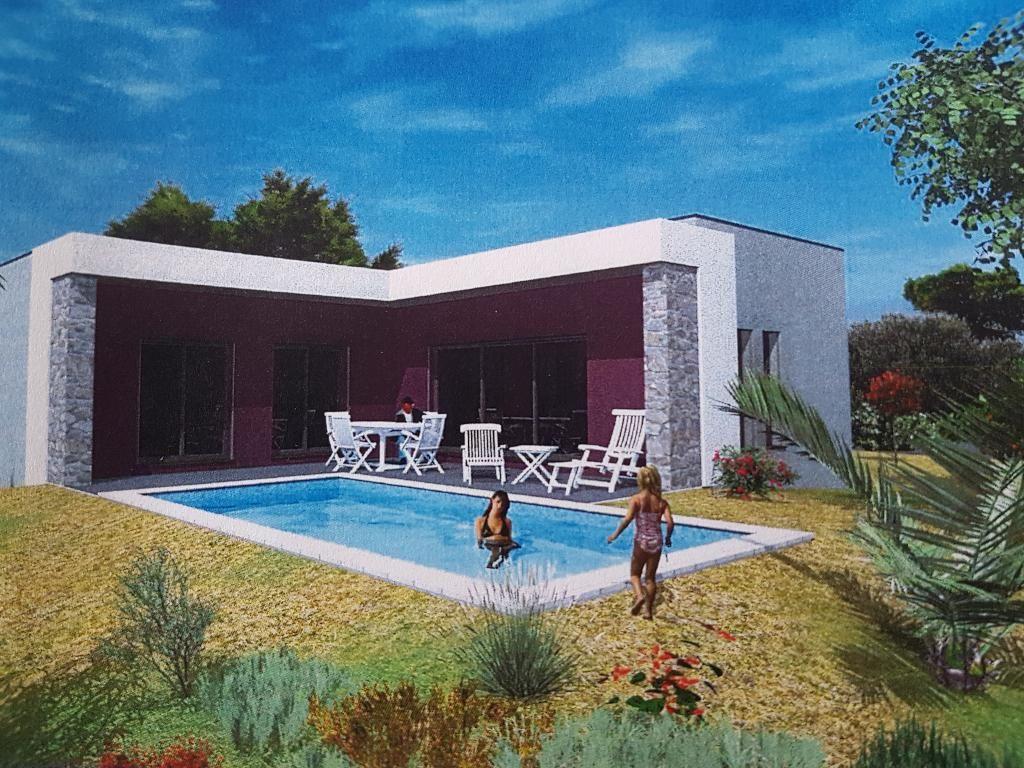 Magnifique villa neuve avec piscine à Saint Hilaire de brethmas