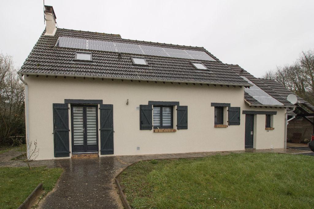 91530 - Maison 4 (5) chambres -117m² - jardin