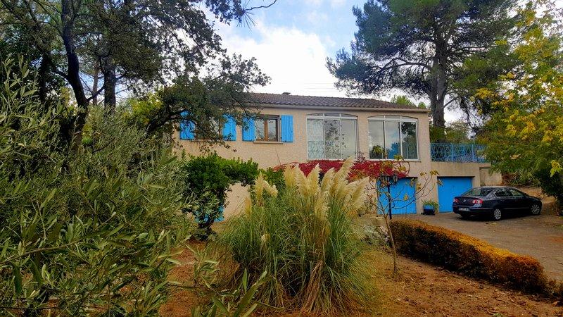 Maison, 120m² habitables, 1300m² de terrain