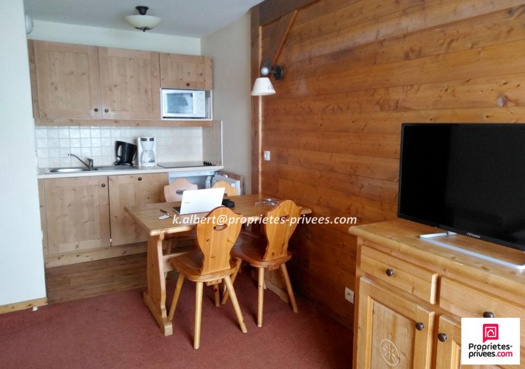 Appartement Le Corbier 2 pièce(s) 28 m2