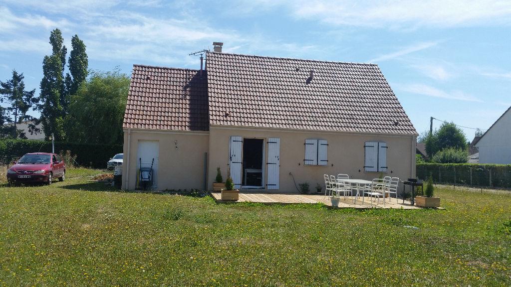 Maison Lignerolles 4 pièce(s) 61 m2