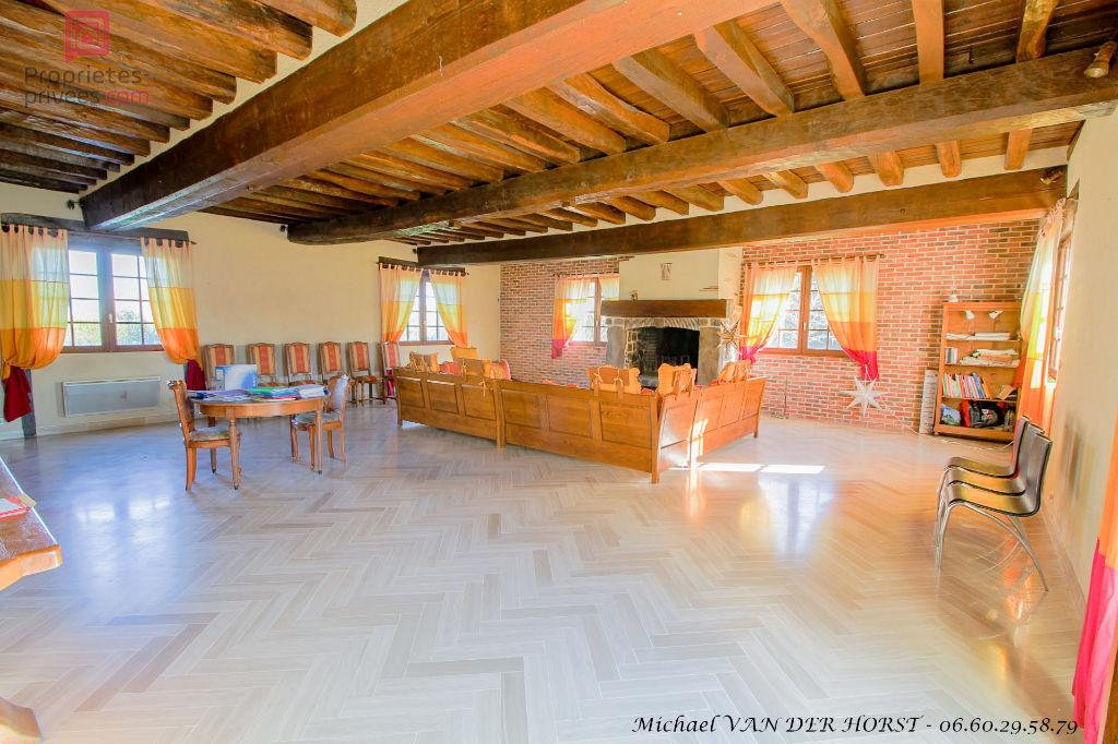 Belle propriété Normande 400 m²  -12 pièces - 6 chambres