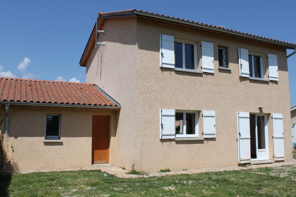 Vente maison r cente 100 m corcelles en beaujolais 69220 for Vente maison recente