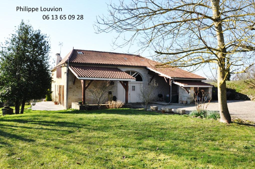 Maison Monsegur 9 pièce(s) 168 m2