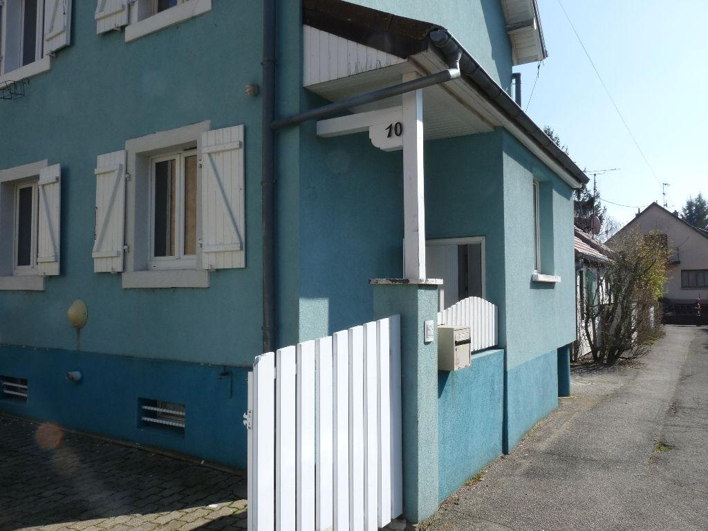 Vente maison 103 m cernay 68700 for Location garage cernay