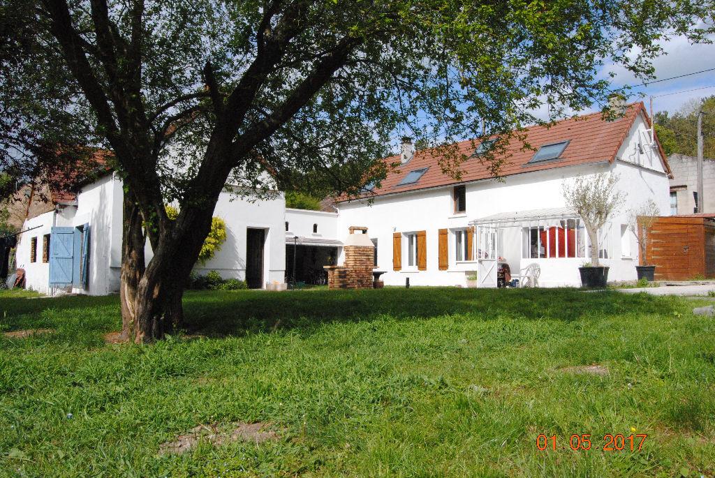 Maison Cherisy 5 pièce(s) 100 m2