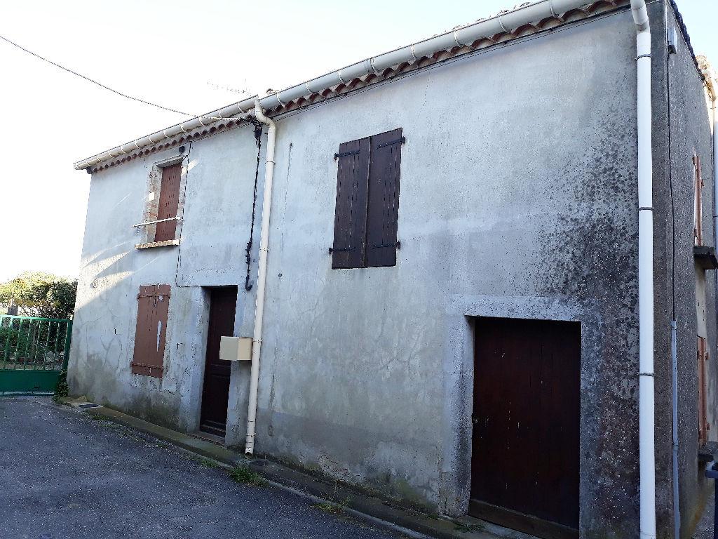Maison de village Carcassonne 4 pièce(s) 82 m2