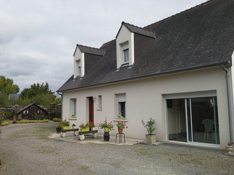 Vente maison r cente 110 m saint jean des mauvrets 49320 for Vente maison recente