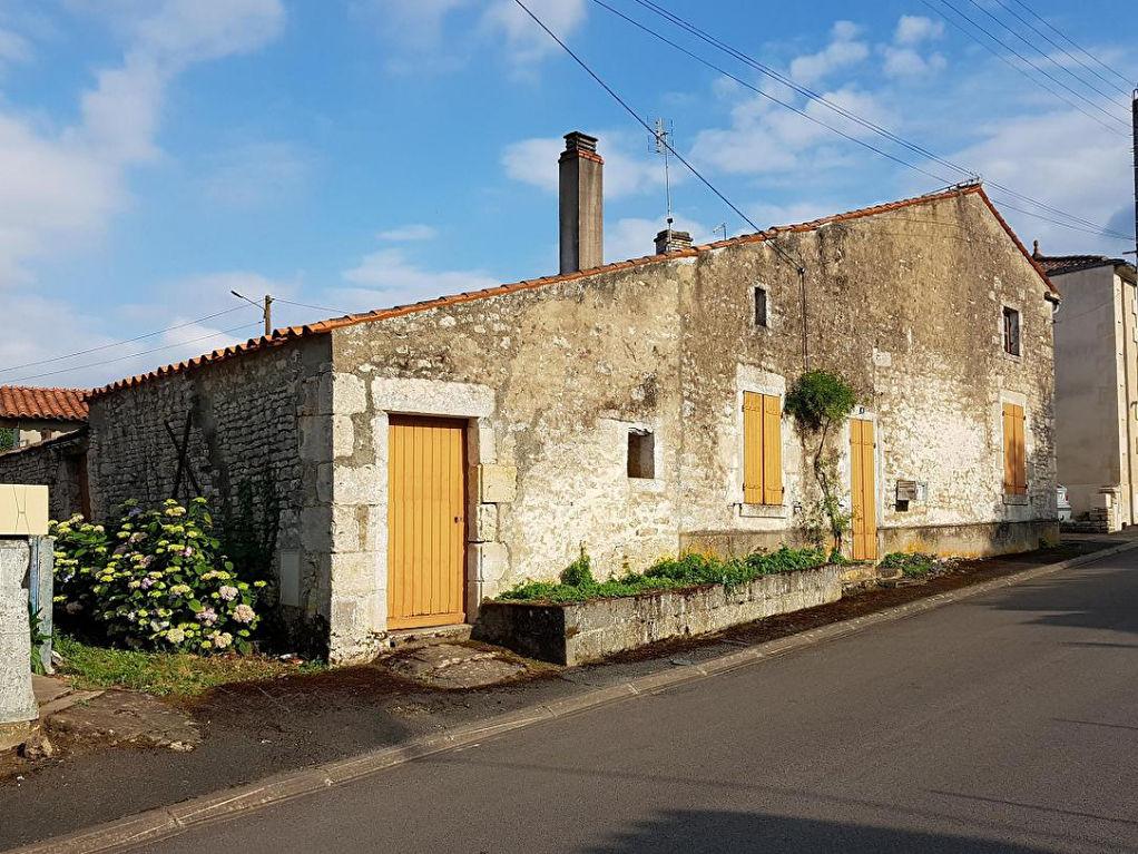 Maison à rénover Fontenay Le Comte