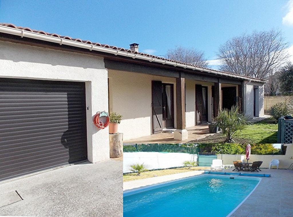 Maison plain pied 127 m²