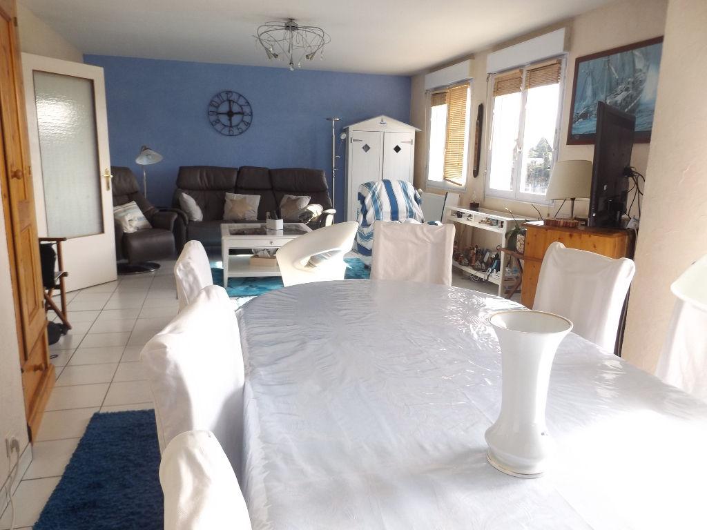 Appartement Duplex - 112,50 m² - Nantes Doulon-Mitrie