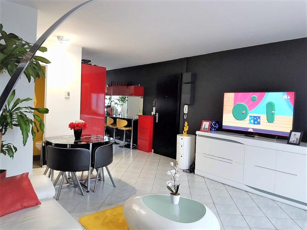 Appartement 4 pièces 75 m2 en parfait état