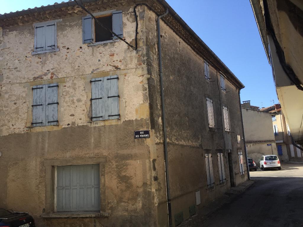 A vendre secteur  81100 Castres-Labruguière maison  de ville T6