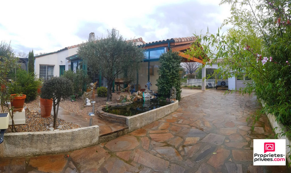 Jolie villa t4 de qualité avec de beaux volumes