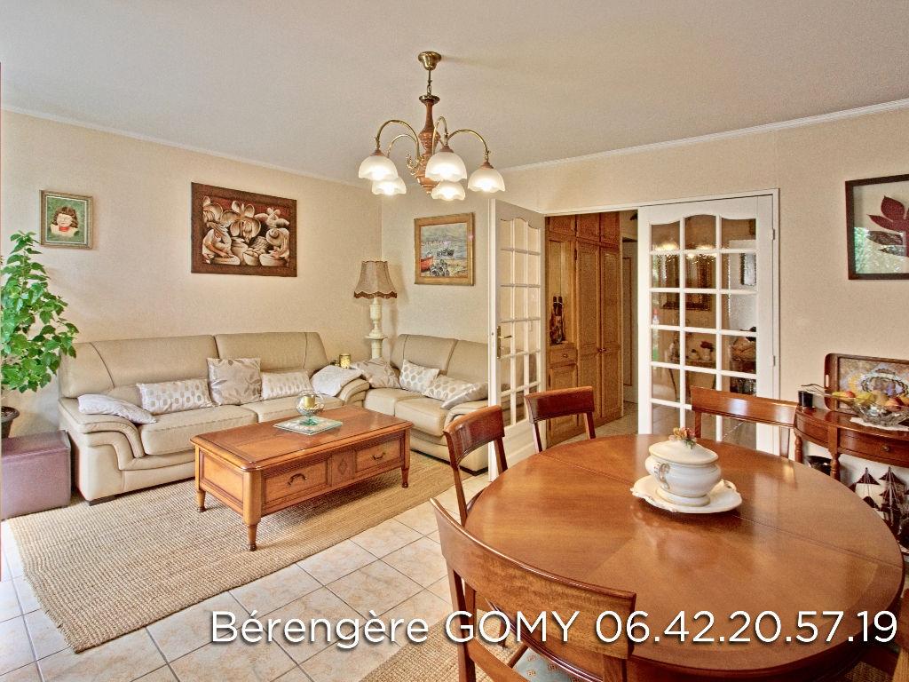 Exclusivité Appartement 3 chambres en rez-de-jardin plein sud à Epinay