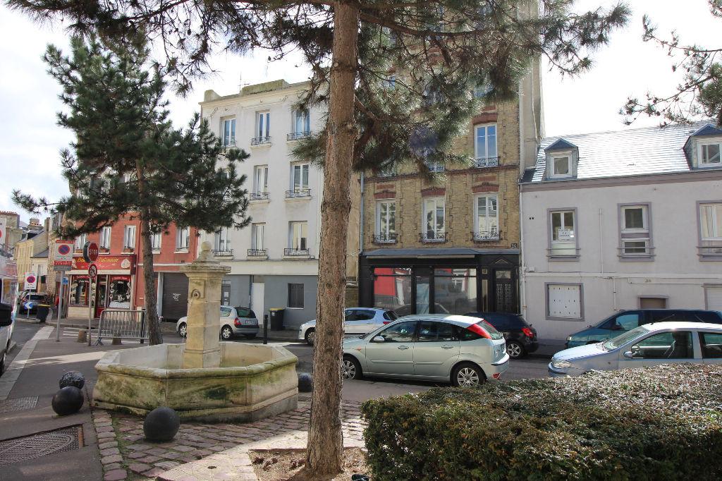 Immeuble Le Havre Saint Vincent 1F1 et un F2bis