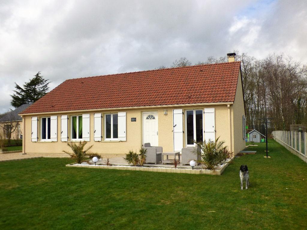 Vente maison individuelle 106 m dreux 28100 for Location garage dreux