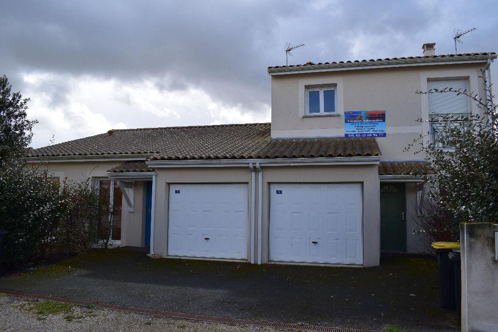 Maison Saint Georges De Didonne 4 pièce(s) 90 m2