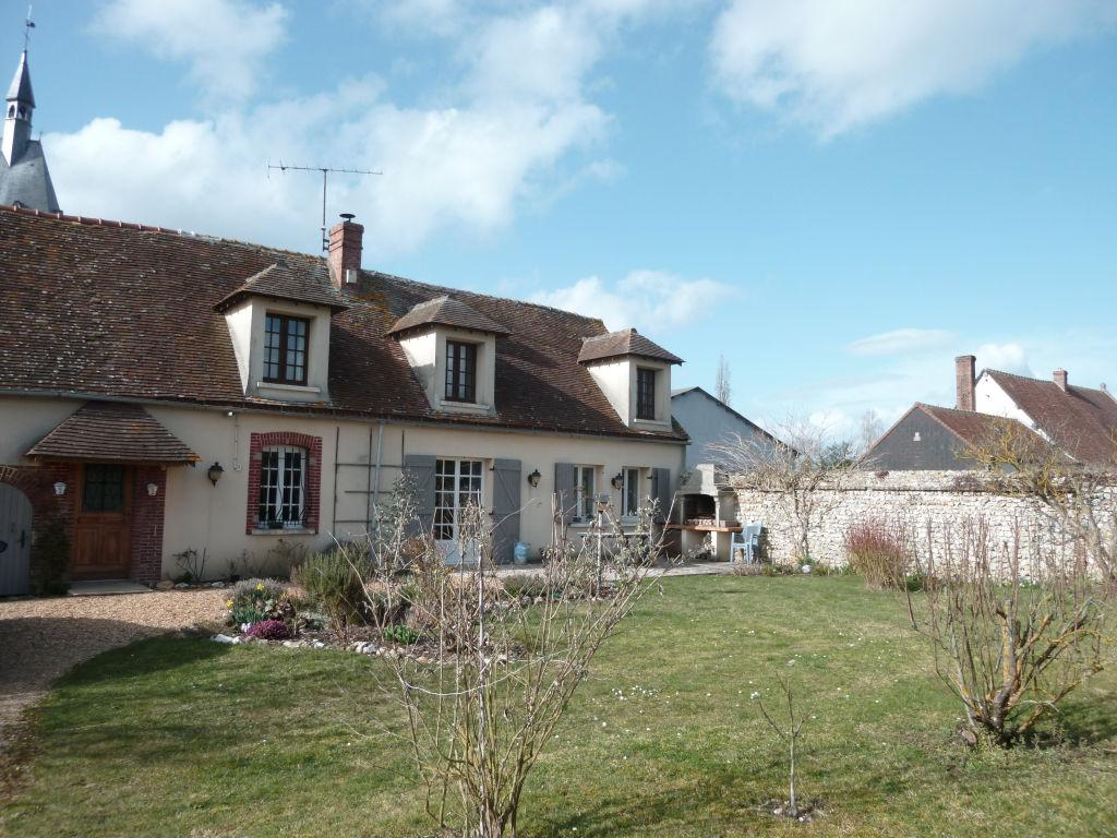 Maison Le Boullay Mivoye 6 pièce(s) 150 m2 - 4 chambres - Terrain - 228 778  HAI