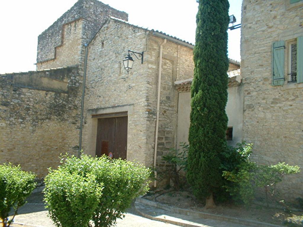 SAINT-LAURENT DES ARBRES   30126   Remise en pierres 130 m²