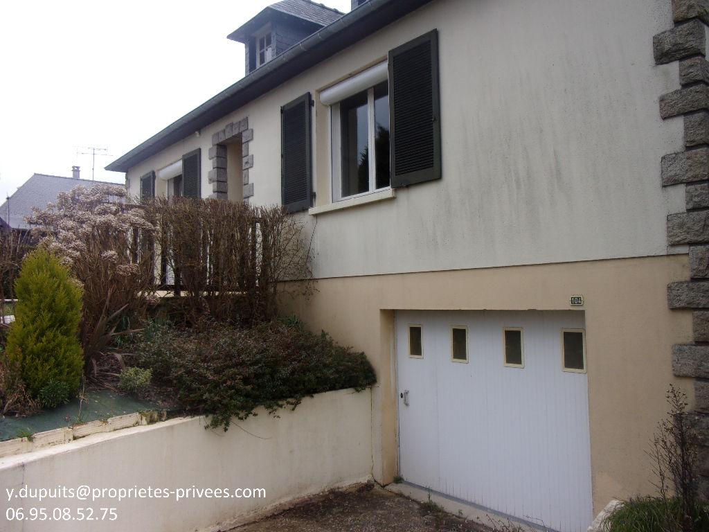 Mayenne maison 99m2 avec 4 chambres