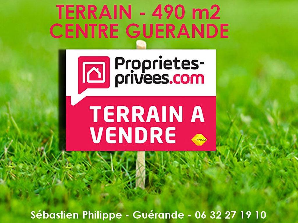 Terrain Centre Guérande