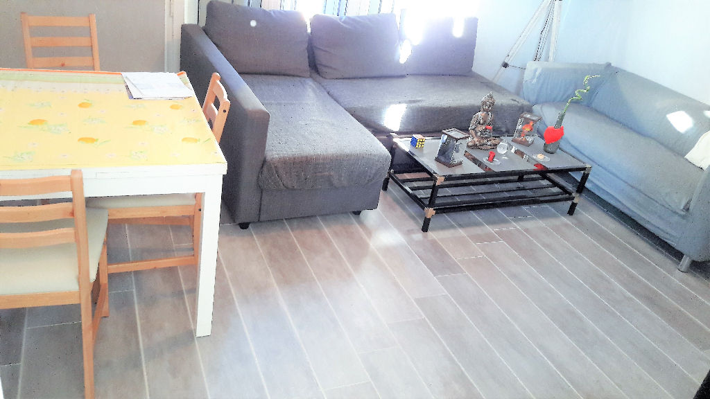 Appartement T3 de 61M² Reims, rue champigny