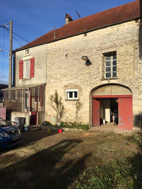Maison 6 pièces en pierres, ANCY LE LIBRE