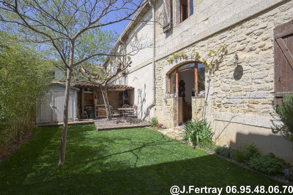 Maison Gallargues Le Montueux 30660 - 5 pièces - 3 chambres - 140 m²
